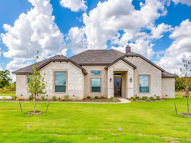 Lot 35 Odell Court, Springtown, TX 76082 (MLS #14205318) :: NewHomePrograms.com LLC