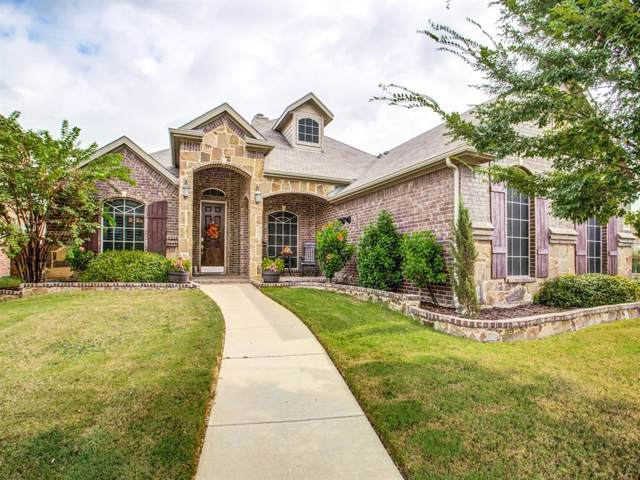 11728 Merlotte Lane, Fort Worth, TX 76244 (MLS #14205320) :: The Mitchell Group