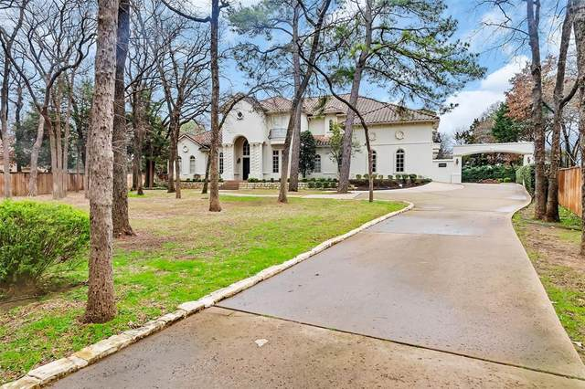 1802 Larkspur Court, Southlake, TX 76092 (MLS #14205321) :: All Cities Realty