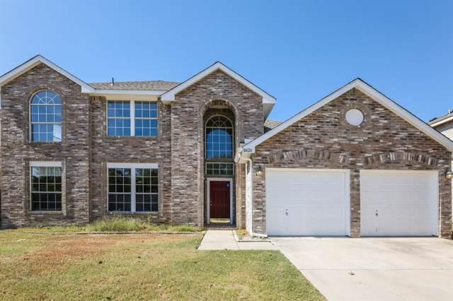 8420 Prairie Rose Lane, Fort Worth, TX 76123 (MLS #14205330) :: Lynn Wilson with Keller Williams DFW/Southlake