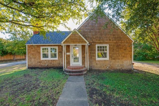 308 Harbin Avenue, Waxahachie, TX 75165 (MLS #14205338) :: Lynn Wilson with Keller Williams DFW/Southlake