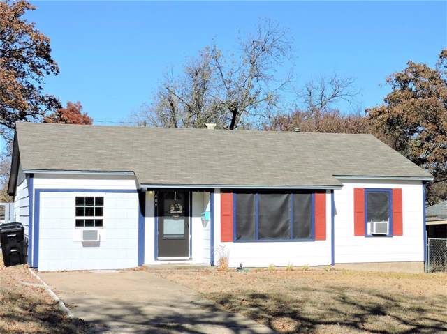 409 W Acheson Street, Denison, TX 75020 (MLS #14205345) :: Hargrove Realty Group