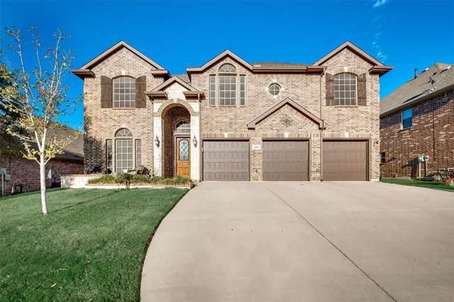 1414 Genesis Drive, Mansfield, TX 76063 (MLS #14205357) :: Lynn Wilson with Keller Williams DFW/Southlake
