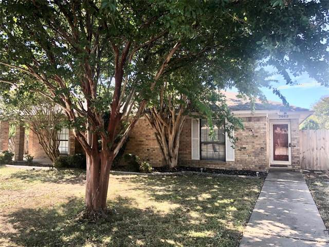 7462 Queensbury Circle, Fort Worth, TX 76133 (MLS #14205360) :: The Chad Smith Team