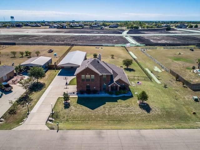 136 Devonshire Drive, Waxahachie, TX 75167 (MLS #14205372) :: Lynn Wilson with Keller Williams DFW/Southlake