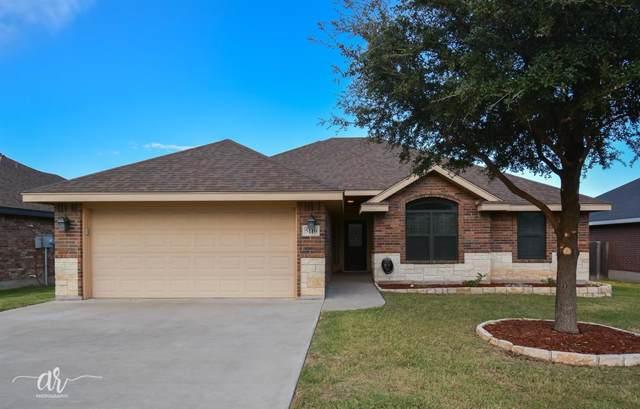 5110 Spring Creek Road, Abilene, TX 79602 (MLS #14205388) :: Kimberly Davis & Associates