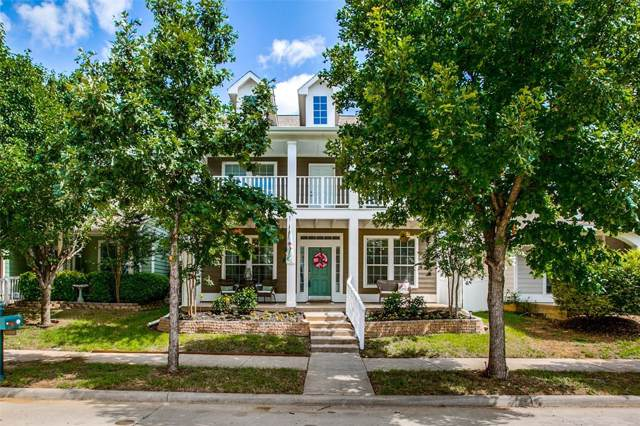 10229 Franklin Drive, Providence Village, TX 76227 (MLS #14205389) :: Lynn Wilson with Keller Williams DFW/Southlake
