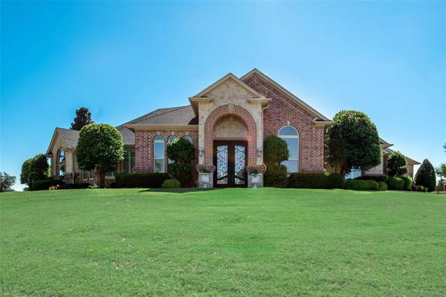 2012 Winthrop Hill Road, Denton, TX 76226 (MLS #14205405) :: Trinity Premier Properties