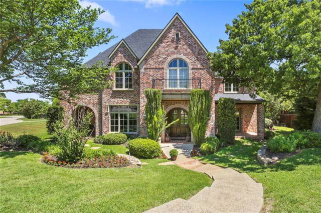 6 Heather Glen Circle, Trophy Club, TX 76262 (MLS #14205423) :: Lynn Wilson with Keller Williams DFW/Southlake