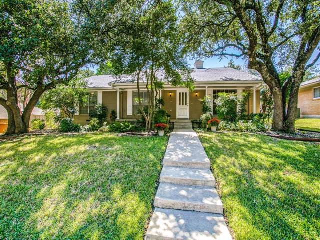 303 Northview Drive, Richardson, TX 75080 (MLS #14205431) :: Tenesha Lusk Realty Group