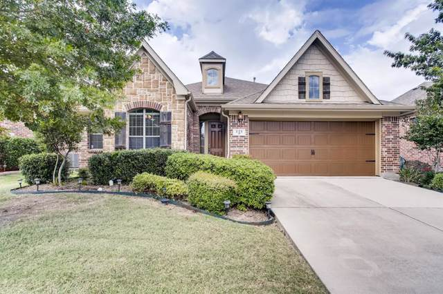 225 Cox Drive, Fate, TX 75087 (MLS #14205435) :: The Heyl Group at Keller Williams