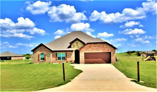 15583 Saddle Ridge Circle, Terrell, TX 75160 (MLS #14205440) :: Lynn Wilson with Keller Williams DFW/Southlake