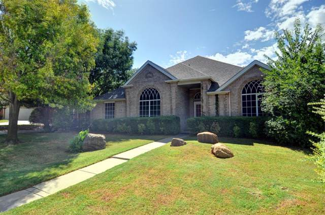 2905 Saint Michael Drive, Mansfield, TX 76063 (MLS #14205442) :: The Tierny Jordan Network
