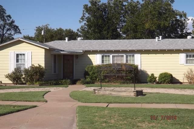 138 NW Avenue G, Hamlin, TX 79520 (MLS #14205451) :: All Cities Realty
