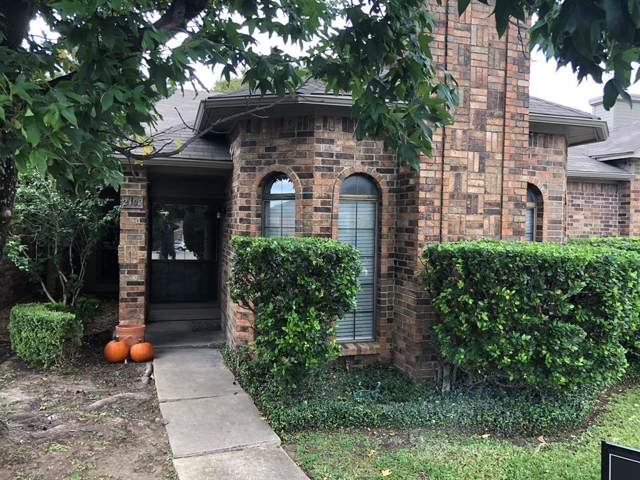 3500 E Park Boulevard #2102, Plano, TX 75074 (MLS #14205454) :: The Heyl Group at Keller Williams