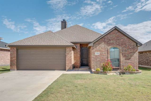 218 Windmill Drive, Justin, TX 76247 (MLS #14205455) :: Kimberly Davis & Associates