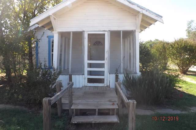 153 SW 4th Street, Hamlin, TX 79520 (MLS #14205460) :: All Cities Realty
