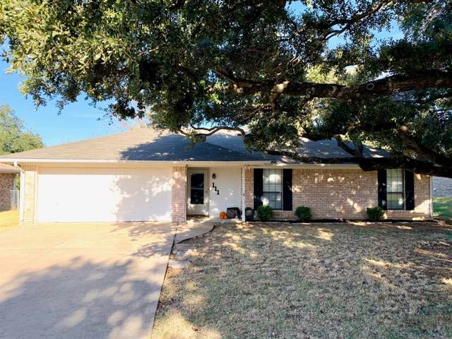 111 Doublehorn Street, Stephenville, TX 76401 (MLS #14205461) :: Lynn Wilson with Keller Williams DFW/Southlake
