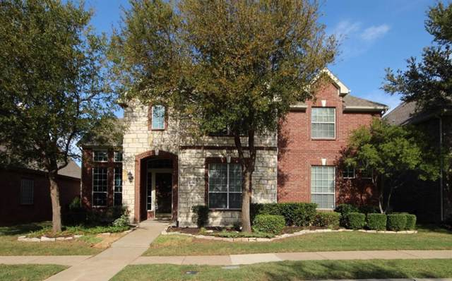 3450 United Lane, Frisco, TX 75034 (MLS #14205462) :: Hargrove Realty Group