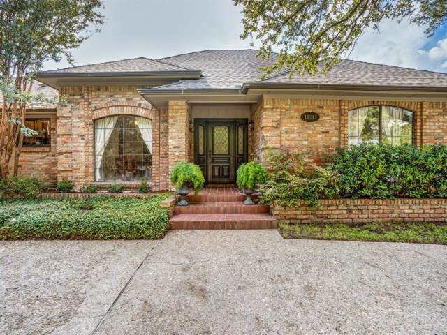 16011 Red Cedar Trail, Dallas, TX 75248 (MLS #14205464) :: Tenesha Lusk Realty Group