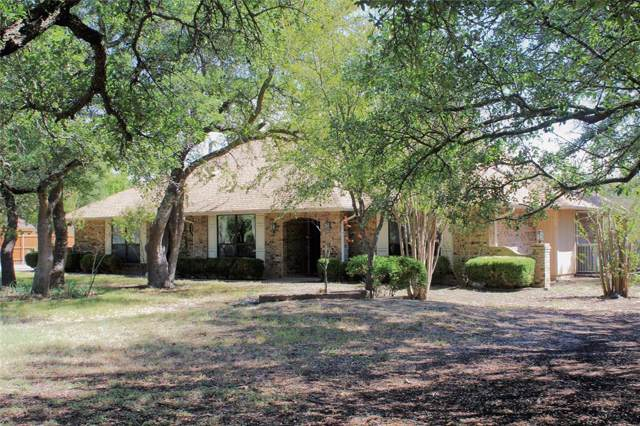 307 Willow Crest Drive, Willow Park, TX 76087 (MLS #14205469) :: The Hornburg Real Estate Group