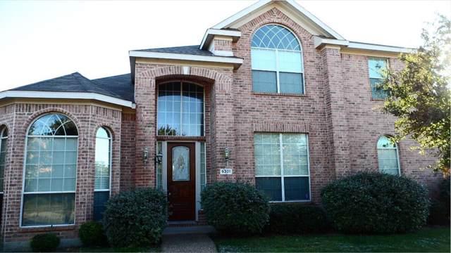 9301 Sterling Gate Drive, Mckinney, TX 75072 (MLS #14205479) :: Tenesha Lusk Realty Group