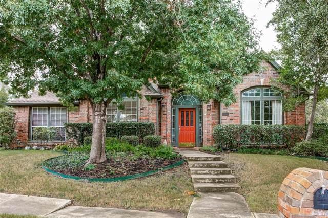 8637 Shadybrooke Drive, North Richland Hills, TX 76182 (MLS #14205487) :: Frankie Arthur Real Estate