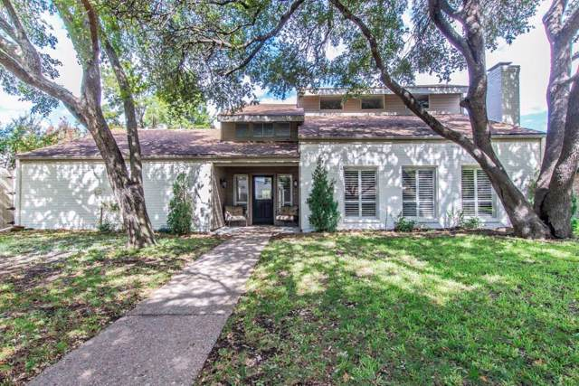 6811 Ledyard Drive, Dallas, TX 75248 (MLS #14205489) :: RE/MAX Pinnacle Group REALTORS