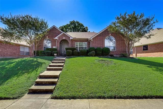 3313 Creek Meadow Lane, Garland, TX 75040 (MLS #14205496) :: The Good Home Team