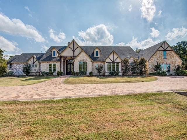 1168 Sycamore Bend Road, Hickory Creek, TX 75065 (MLS #14205498) :: Trinity Premier Properties