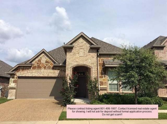 5021 Berkley Drive, Mckinney, TX 75070 (MLS #14205520) :: Tenesha Lusk Realty Group