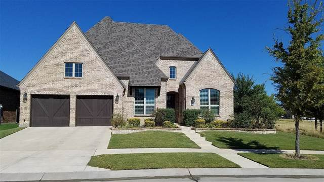 1400 5th Street, Argyle, TX 76226 (MLS #14205528) :: RE/MAX Town & Country
