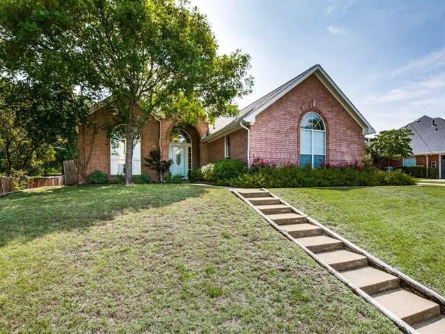 614 Christan Court, Rockwall, TX 75087 (MLS #14205535) :: Kimberly Davis & Associates