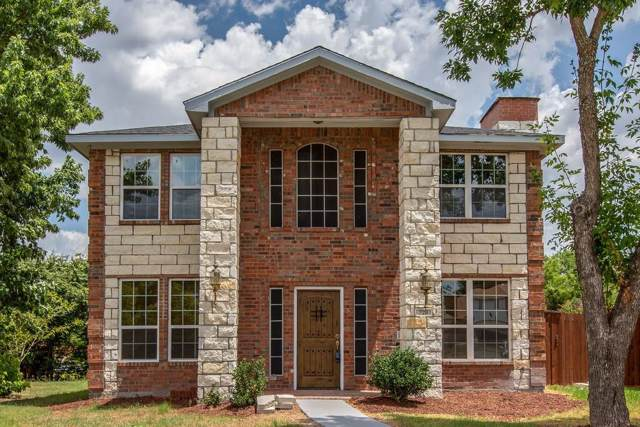 728 Austin Drive, Desoto, TX 75115 (MLS #14205538) :: Tenesha Lusk Realty Group