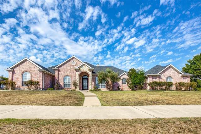 46 Preakness Place Road, Van Alstyne, TX 75495 (MLS #14205542) :: The Heyl Group at Keller Williams