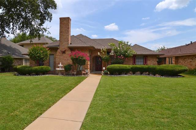 504 Fireside Drive, Richardson, TX 75081 (MLS #14205555) :: RE/MAX Town & Country