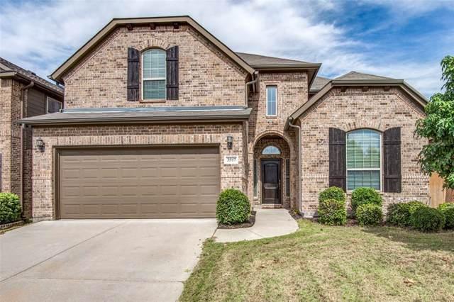 3517 Furlong Way, Fort Worth, TX 76244 (MLS #14205568) :: Lynn Wilson with Keller Williams DFW/Southlake