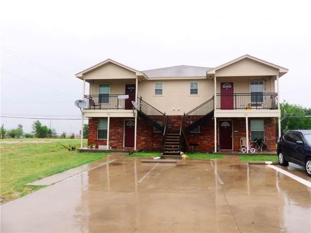 524 Ingram Street, White Settlement, TX 76108 (MLS #14205569) :: RE/MAX Town & Country