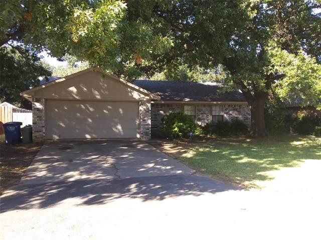 417 Oakwood Circle, Shady Shores, TX 76208 (MLS #14205572) :: Baldree Home Team