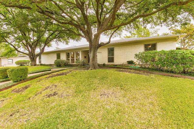4055 Hildring Drive W, Fort Worth, TX 76109 (MLS #14205588) :: RE/MAX Town & Country
