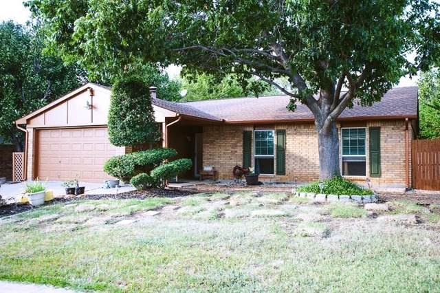 7409 S Sandhurst Lane, North Richland Hills, TX 76182 (MLS #14205606) :: Frankie Arthur Real Estate