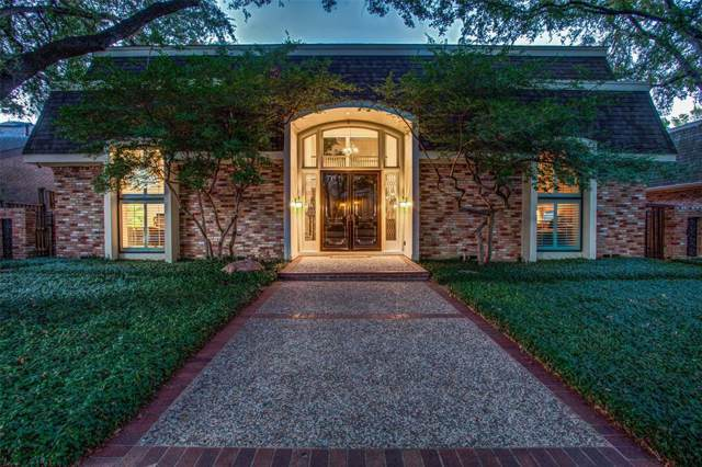 7023 Deloache Avenue, Dallas, TX 75225 (MLS #14205611) :: Lynn Wilson with Keller Williams DFW/Southlake