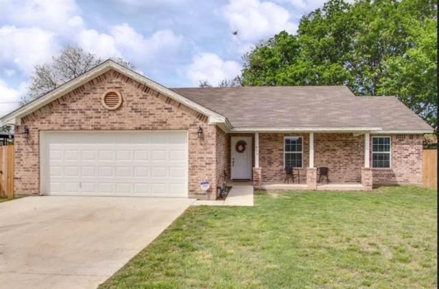 623 N Avenue A, Springtown, TX 76082 (MLS #14205638) :: Trinity Premier Properties