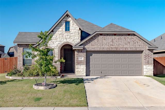 968 Deer Valley Drive, Weatherford, TX 76087 (MLS #14205642) :: Real Estate By Design