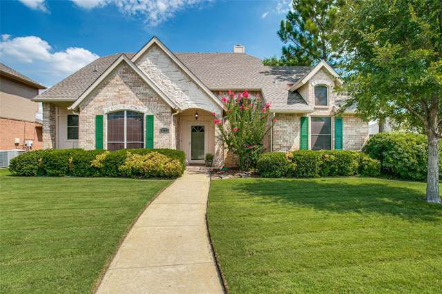1703 Summerwind Court, Lewisville, TX 75077 (MLS #14205655) :: Lynn Wilson with Keller Williams DFW/Southlake