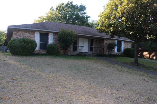 135 Faircrest Drive, Desoto, TX 75115 (MLS #14205658) :: The Mitchell Group