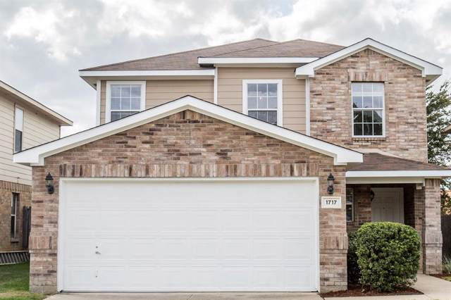 1717 Willow Way, Bedford, TX 76022 (MLS #14205666) :: Baldree Home Team
