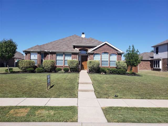 208 Ame Lane, Royse City, TX 75189 (MLS #14205671) :: The Chad Smith Team