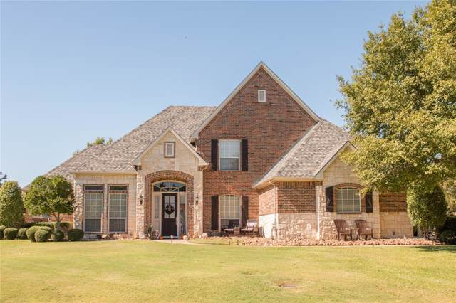 919 Santiago Trail, Wylie, TX 75098 (MLS #14205679) :: The Chad Smith Team