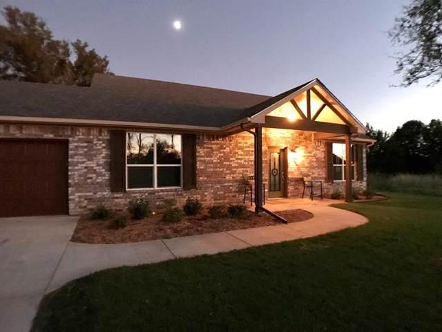 2511 Christine Drive, Granbury, TX 76048 (MLS #14205701) :: Kimberly Davis & Associates
